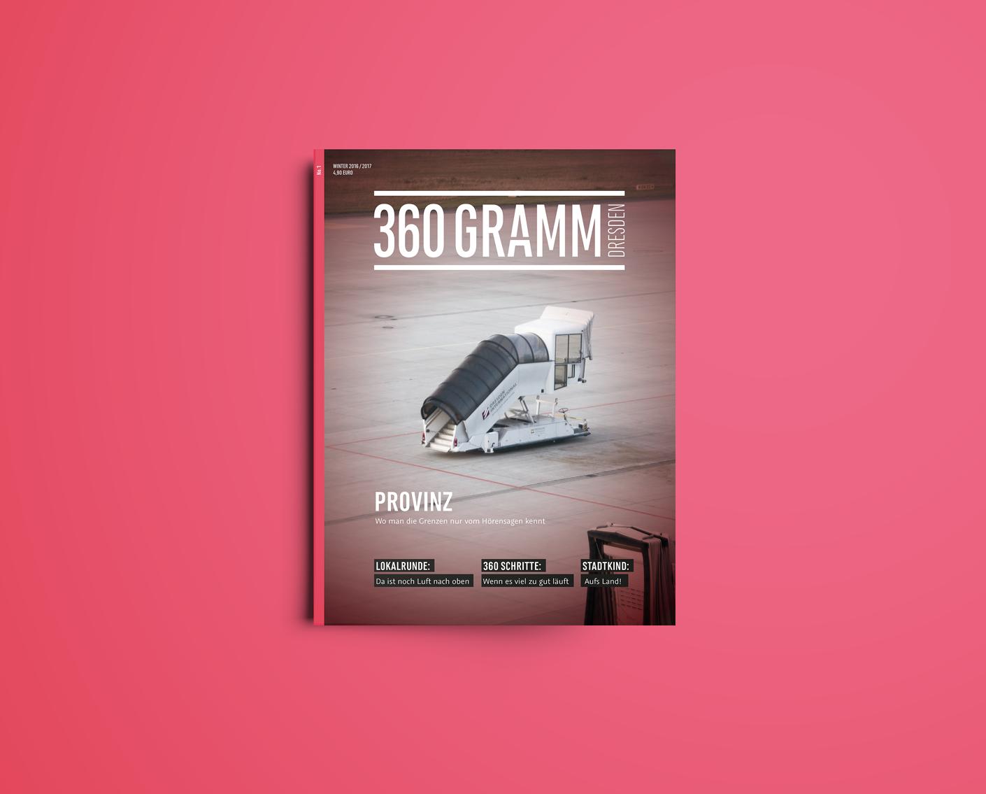 360 Gramm
